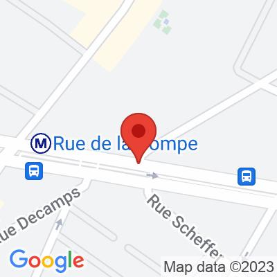 Autolib' - 42 bis avenue Georges Mandel Paris