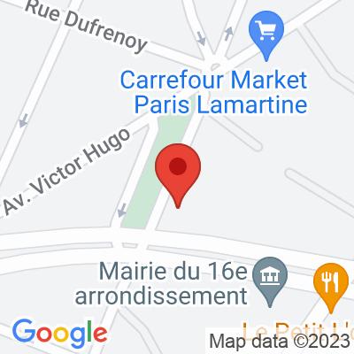 Autolib - 70 avenue Henri Martin Paris