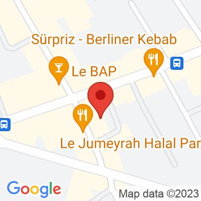 Belib rue Saint Maur