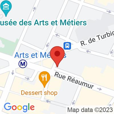 Autolib' - 38 Rue Réaumur Paris