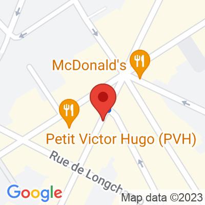 Autolib - Rue de la Pompe