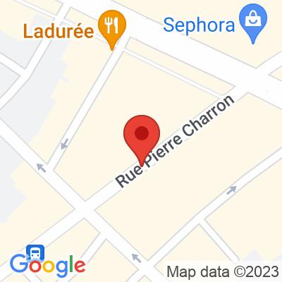 Autolib' - 62 rue Pierre Charron Paris