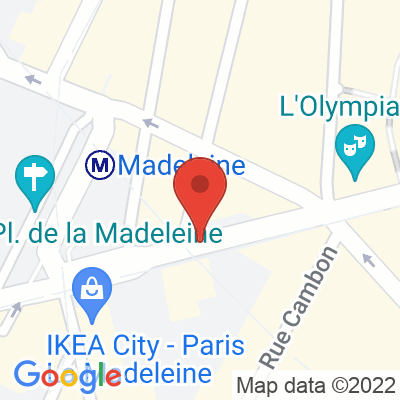 Autolib' - 12 Boulevard de la Madeleine Paris