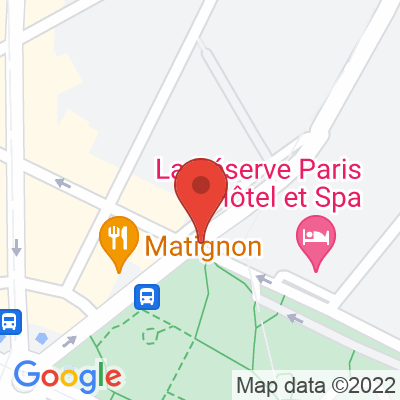 Autolib' - 2 avenue Matignon Paris
