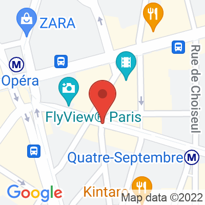Autolib' - 26 Rue du Quatre Septembre Paris