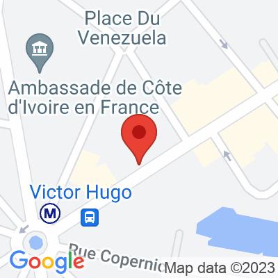 Autolib' - 60 Avenue Victor Hugo Paris
