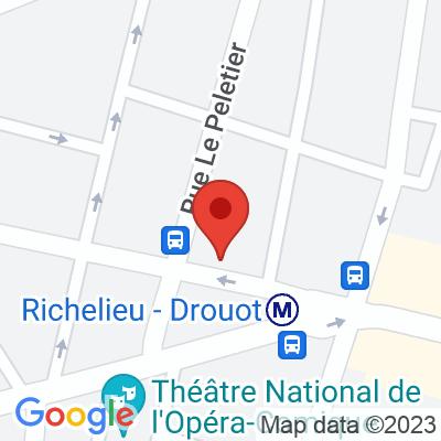 Autolib' - 6 Boulevard Haussmann Paris