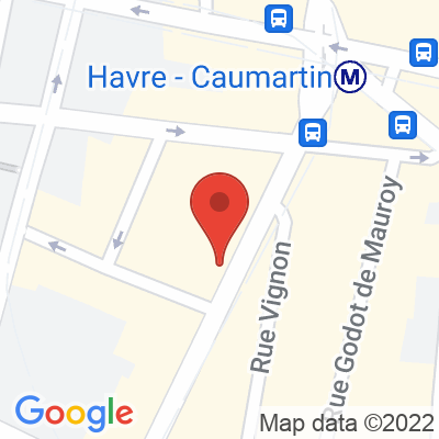 Autolib' - 19 rue Tronchet Paris