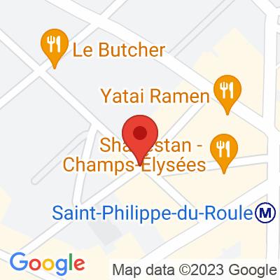 Autolib' - 11 rue d'Artois Paris