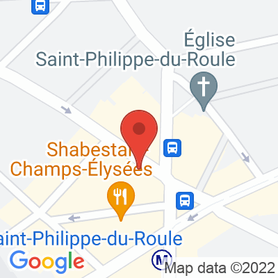 Autolib' - 123 Rue du Faubourg Saint-Honoré Paris