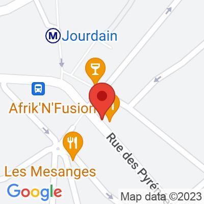 Autolib' - 330 rue des Pyrénées Paris
