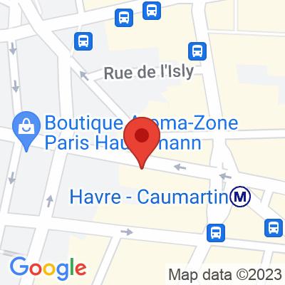 Autolib' - 61 Boulevard Haussmann Paris