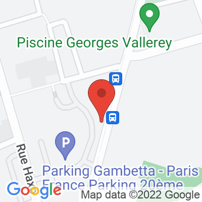 Belib - Avenue Gambetta Paris