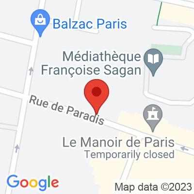 Autolib' - 28 Rue de Paradis Paris