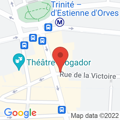 Autolib' - 76 rue de la Victoire Paris