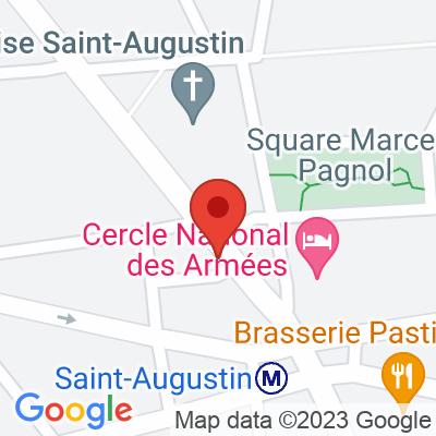 Autolib' - 9 place Saint-Augustin Paris