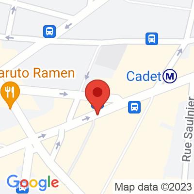 Autolib' - 56 Rue La Fayette Paris