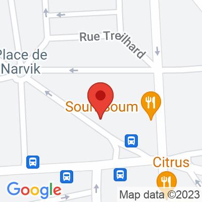 Autolib' - 12 Avenue de Messine Paris