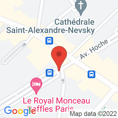 Autolib' - 31 avenue Hoche Paris
