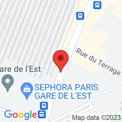 Autolib' - 168 Rue du Faubourg Saint-Martin Paris