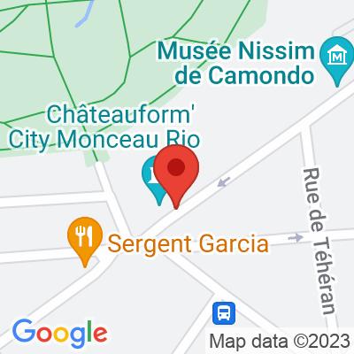 Autolib' - 43 Rue de Monceau Paris