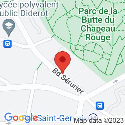 Autolib' - Boulevard Sérurier