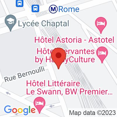 Belib - 72 rue de Rome