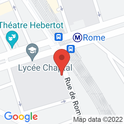 Autolib' - 73 Rue de Rome Paris
