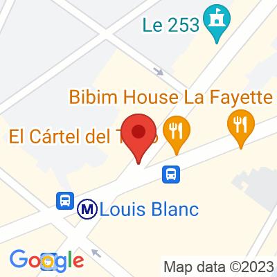 Autolib' - 242 Rue du Faubourg Saint-Martin Paris