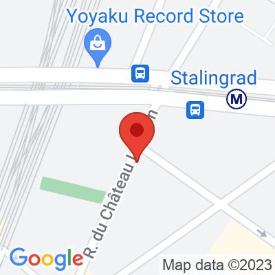 Autolib' - 52 rue de Château Landon Paris