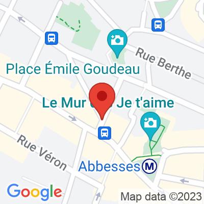 Autolib - 1bis rue Ravignan Paris