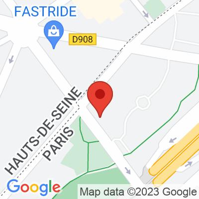 Autolib' - 28 Avenue de la Porte de Villiers Paris