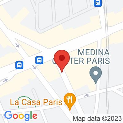 Autolib' - 22 rue de Lorraine Paris