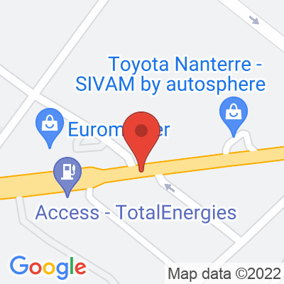 Autolib' - 65 Avenue Lenine Nanterre