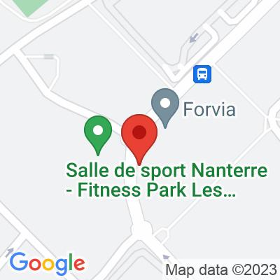 Autolib' - 29 avenue des Champs Pierreux Nanterre