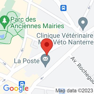 Autolib' - 8 rue Waldeck Rochet Nanterre