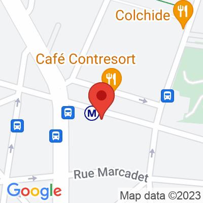 Autolib' - 65 rue Ordener Paris