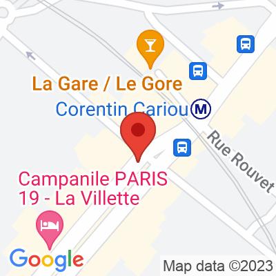 Autolib' - 169 avenue de Flandre Paris