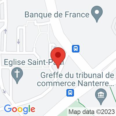 Autolib' - 61 Boulevard Émile Zola Nanterre