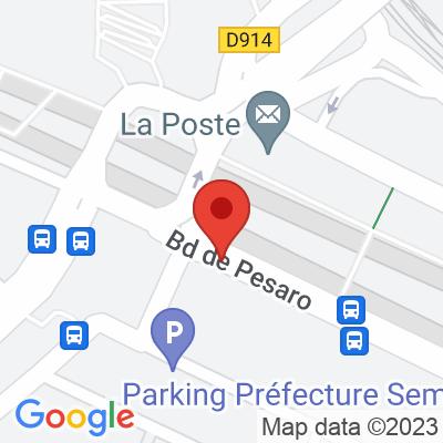 Autolib' - 2 boulevard Pesaro Nanterre