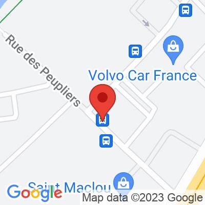 Autolib' - 13 Rue des Peupliers Nanterre