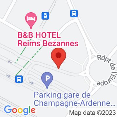 Gare Champagne Ardenne TGV