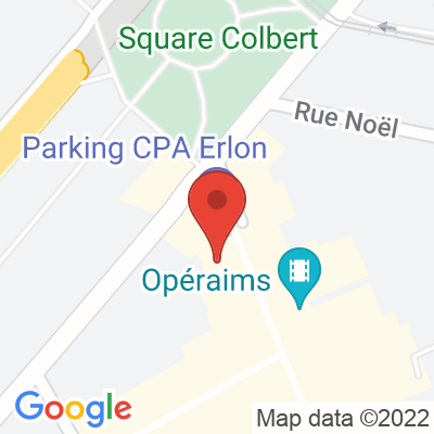 Parking d'Erlon - Reims