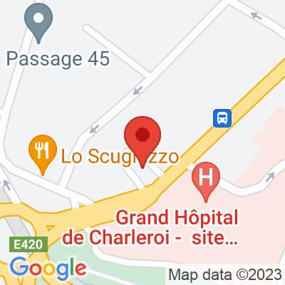 McDonald's - Charleroi