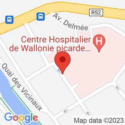 Chwapi Notre Dame - Tournai