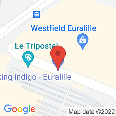 Parking Euralille autocite