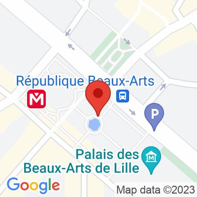Effia - Parking République Lille