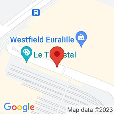 Parking Euralille autocite