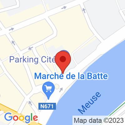 Parking Cité  interparking