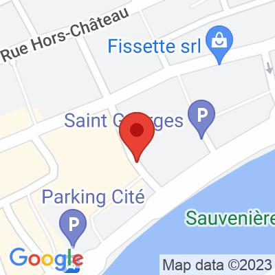 Parking Saint-Georges - Rue Saint-Jean-Baptiste Liege